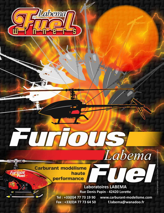 Furious Fuel Labema